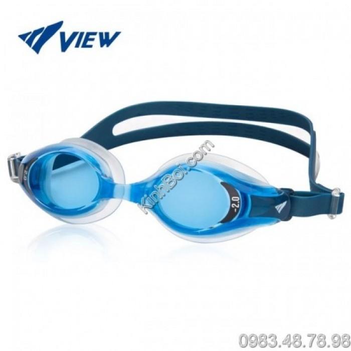 Kính Bơi Cận Nhật - View - Màu Xanh ( Limited Edition)0