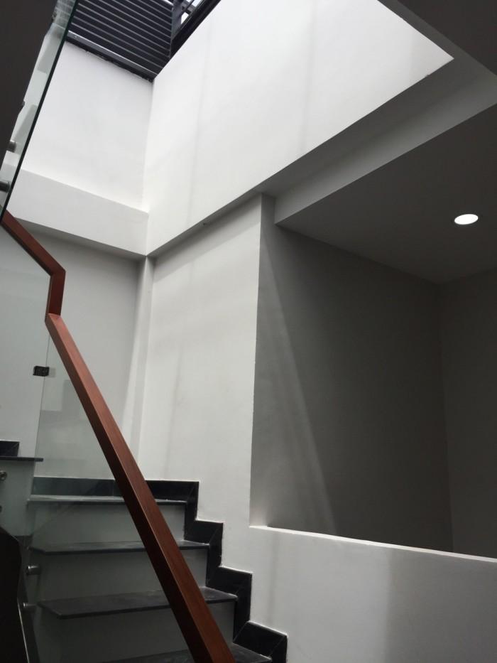 Bán biệt thự mini 1 trệt 2 lầu, nhà đẹp ở đường 12, p. Trường Thọ.