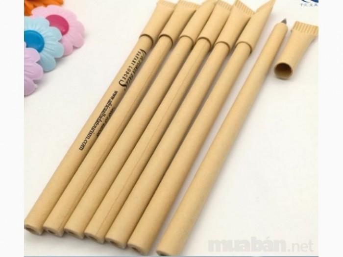 Bút bi giấy - bút bi in logo - quà tặng giá rẻ1