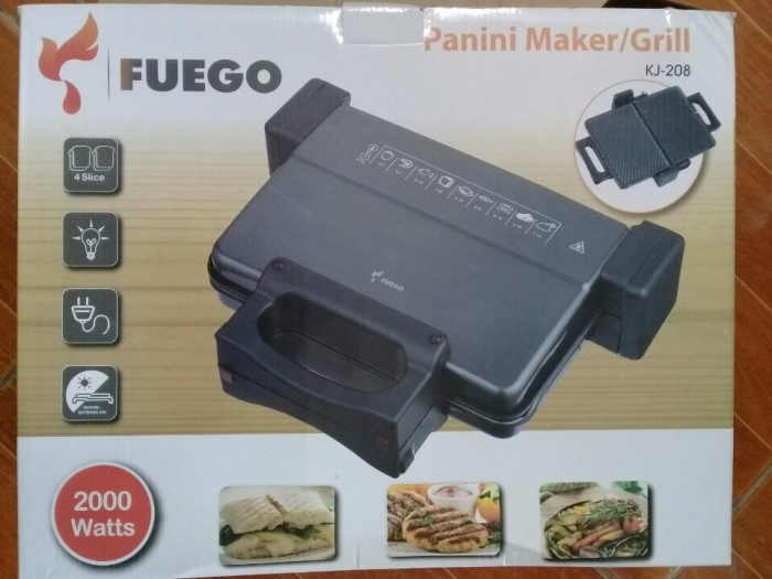Máy kẹp nướng bánh mỳ FuEgo thế hệ mới1