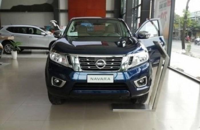 Nissan Navara EL 2018 Màu Xanh