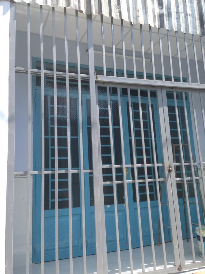 Bán căn hộ 1 trệt 1 lầu chính chủ, nằm trên đường liên ấp 123, Vĩnh Lộc A, Bình Chánh.