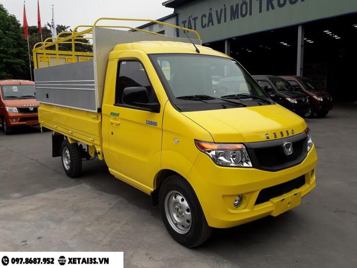Xe tải nhỏ đi trong thành phố kenbo 990kg mới 100% đời 2018