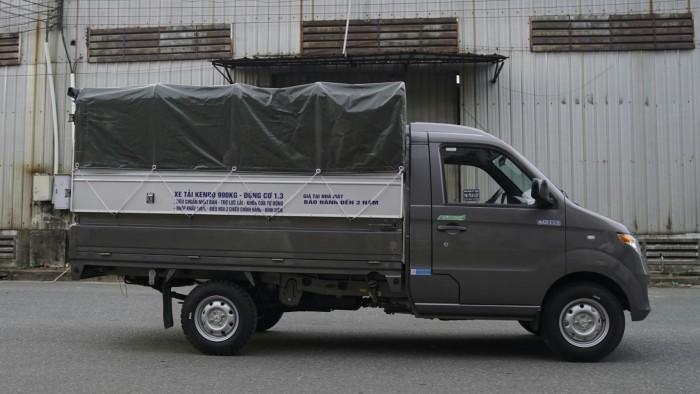 Gía lăn bánh xe tải nhỏ kenbo đi trong thành phố 990 kg mới nhất