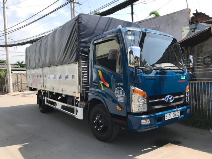 Thông tin Xe tải VEAM VT260 1T9/1900kg/1.9 tấn - Veam thùng dài 6m2+ Trả Góp 80%+ Lãi Thấp 4
