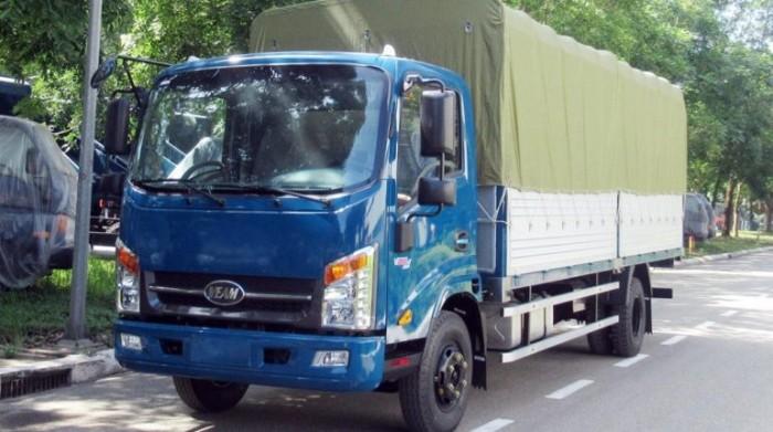 Thông tin Xe tải VEAM VT260 1T9/1900kg/1.9 tấn - Veam thùng dài 6m2+ Trả Góp 80%+ Lãi Thấp