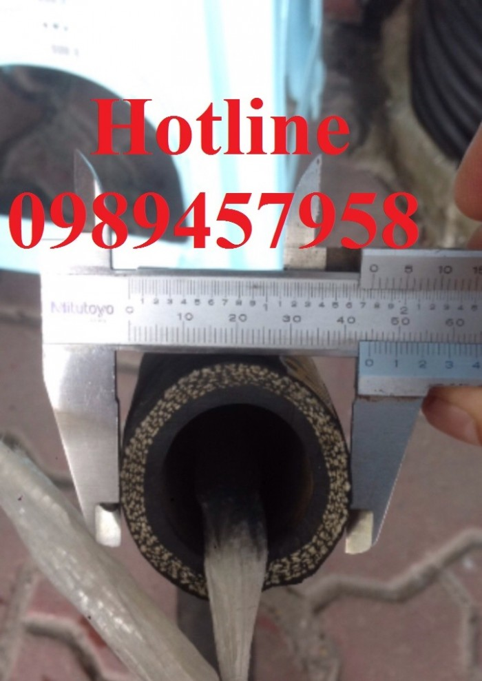 Chuyên phân phối ống cao su chịu nhiệt, ống cao su chịu áp lực phi 32, phi 38, phi 40, phi 50 mới 100%