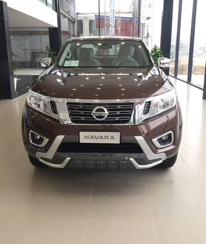 Nissan Navara EL Premium R 2018 Màu Nâu