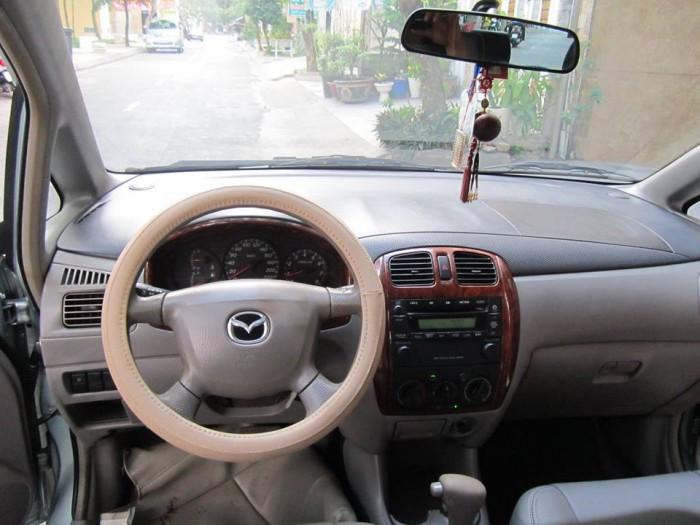 Bán xe Mazda Premacy 1.8at, đăng ký 2004, 07 chỗ màu ghi bạc