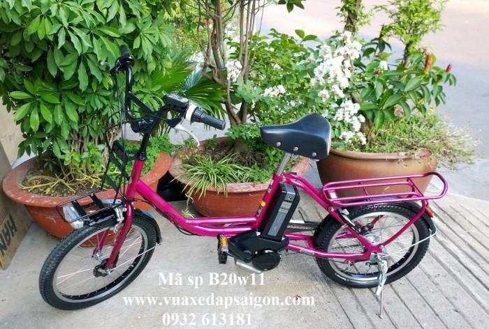 Xe đạp điện trợ lực: Bridgestone JOSIS.WGN