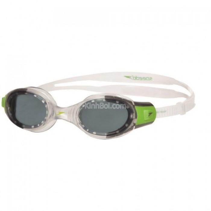 Kính bơi trẻ em Speedo Futura Biofuse - Xanh Lá/Mắt Xám0