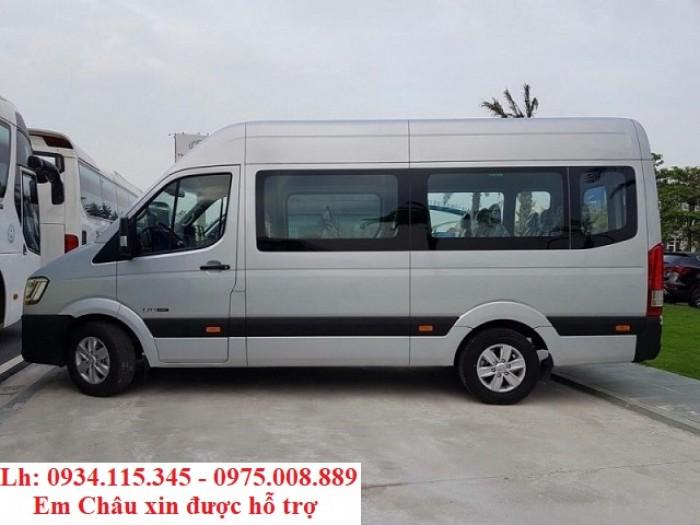 Chuyên cung cấp xe du lịch 16 chổ- HYUNDAI Solati- Nhập Khẩu- Trả góp 80%+ giá tốt Kiên Giang+SOLATI 16 Chổ 5