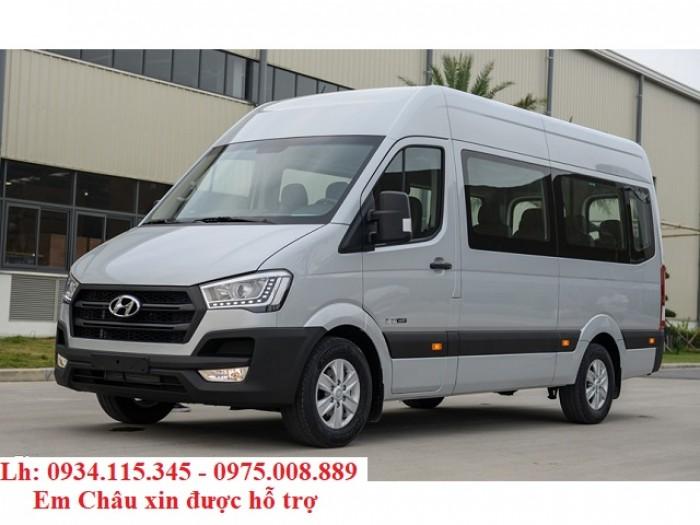 Chuyên cung cấp xe du lịch 16 chổ- HYUNDAI Solati- Nhập Khẩu- Trả góp 80%+ giá tốt Kiên Giang+SOLATI 16 Chổ 3