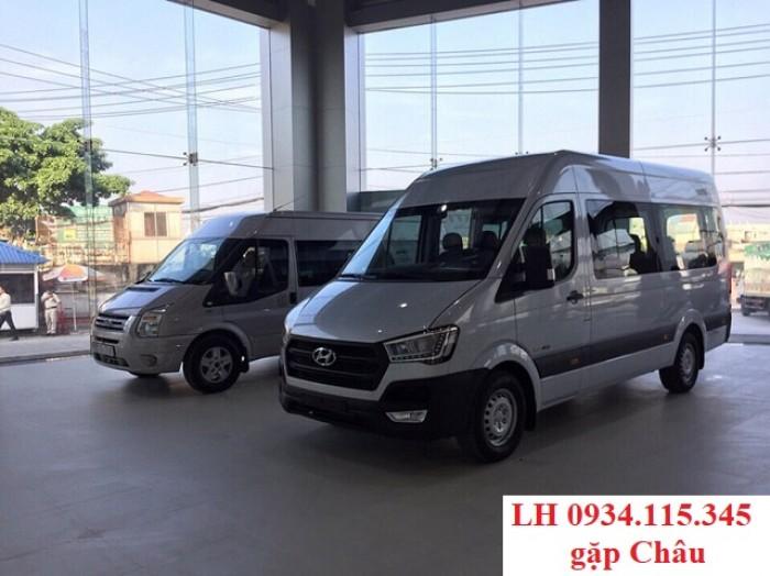 Chuyên cung cấp xe du lịch 16 chổ- HYUNDAI Solati- Nhập Khẩu- Trả góp 80%+ giá tốt Kiên Giang+SOLATI 16 Chổ 0