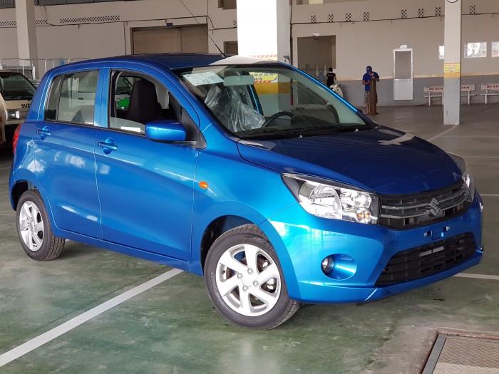 Thông Tin xe du lịch Suzuki Celerio 2018 + Trả Góp 80%+ Suzuki Nhập Khẩu Thái Lan+ xe tải Kiên Giang