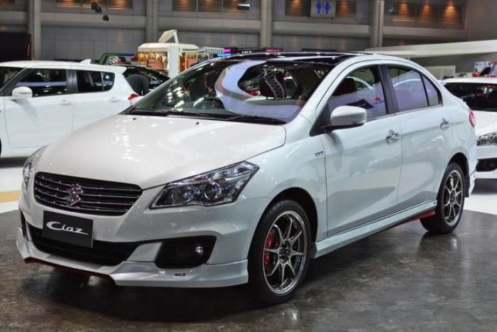 Bán xe du lịch Nhập Khẩu Suzuki CIAZ 2018 + giá Tốt+ trả góp 80%+ đến từ Thái Lan- Du Lịch 5 chổ