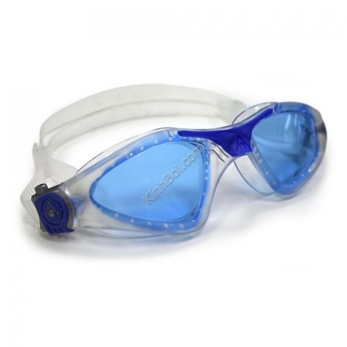 Kính Bơi Aqua Sphere - Mắt Xanh- Sx Tại Italy0