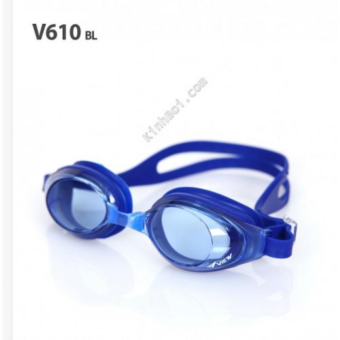 Kính Bơi Nhật Tabata V610 Xanh Dương Đậm0