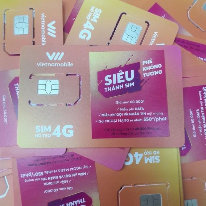 Siêu Thánh Sim - 4G Miễn Phí Data Và Gọi0