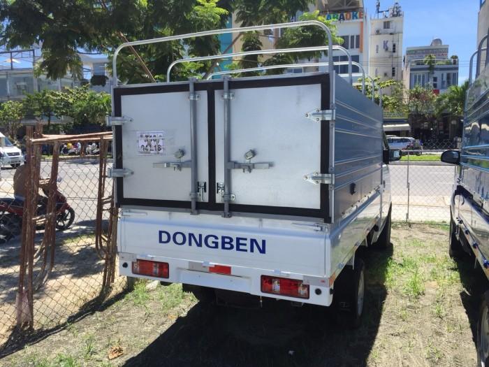 Xe Tải Dongben 870Kg Tại Đà Nẵng 7