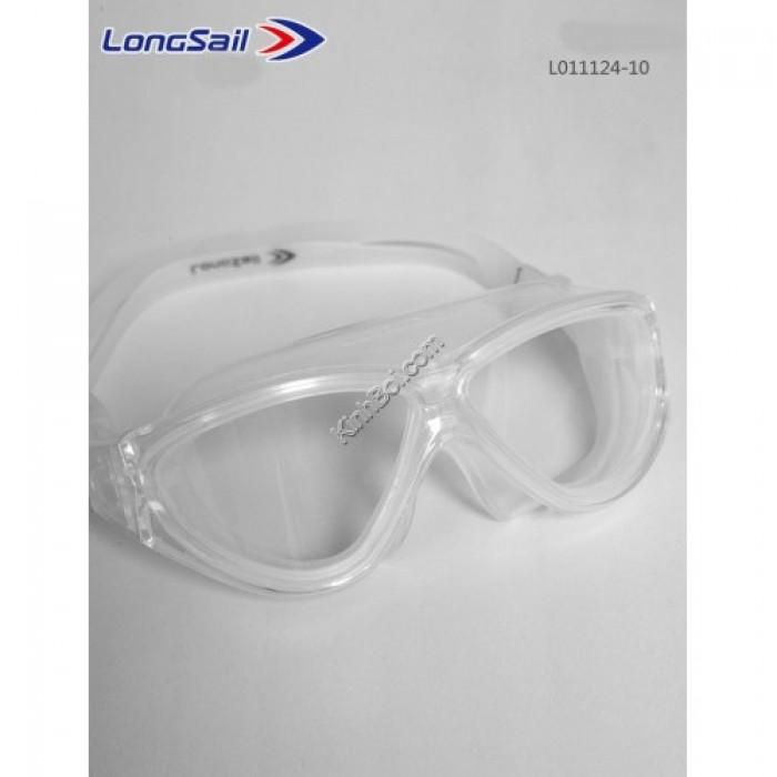 Kính mắt rộng Longsail L011124 - Trắng trong suốt0