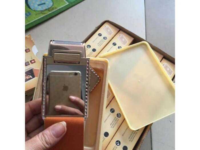 Máy Cạo Râu iPhone bền đẹp1