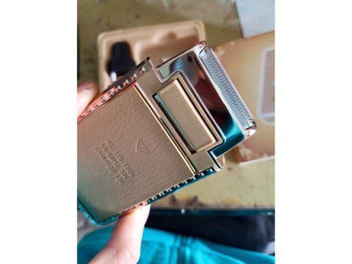 Máy Cạo Râu iPhone bền đẹp2
