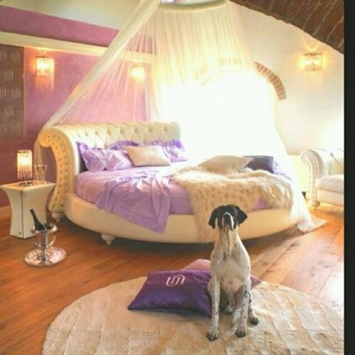 giường ngủ hình tròn9