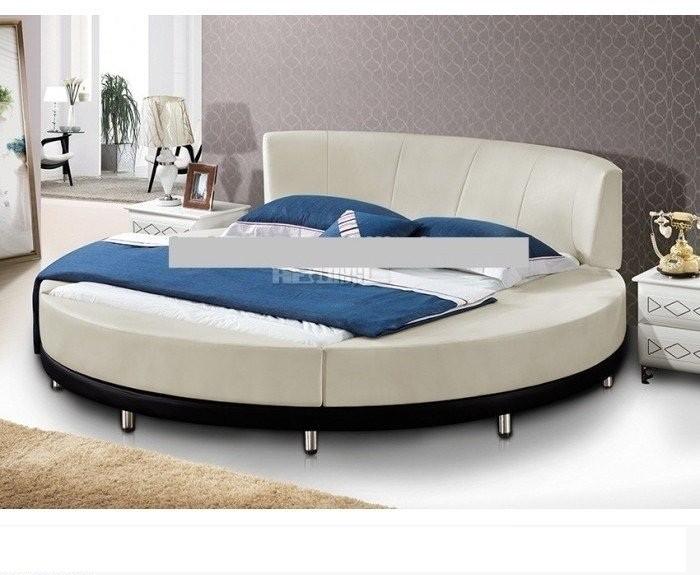 giường tròn sành điệu0
