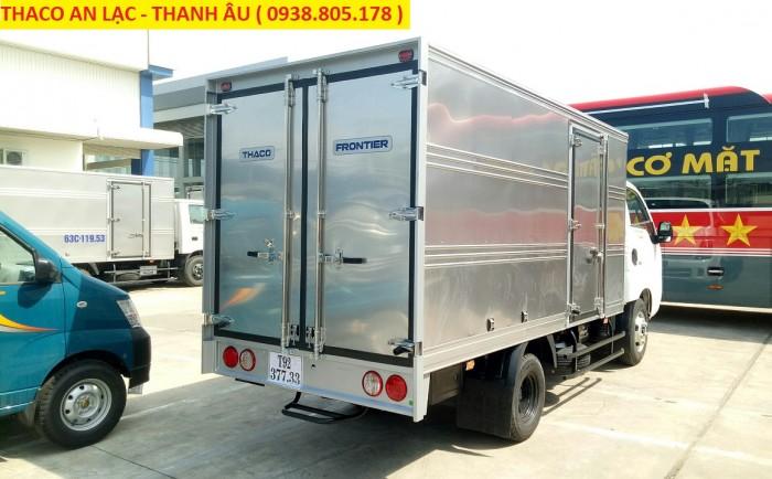 Xe tải KIA K250 2,49 tấn, bán trả góp toàn quốc. 3