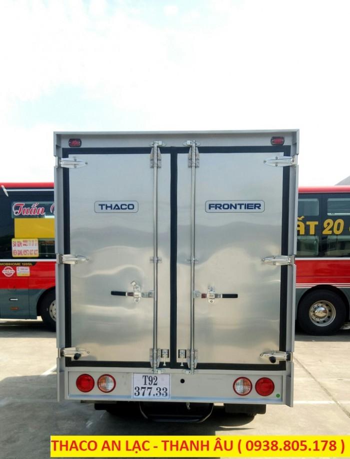 Xe tải KIA K250 2,49 tấn, bán trả góp toàn quốc.
