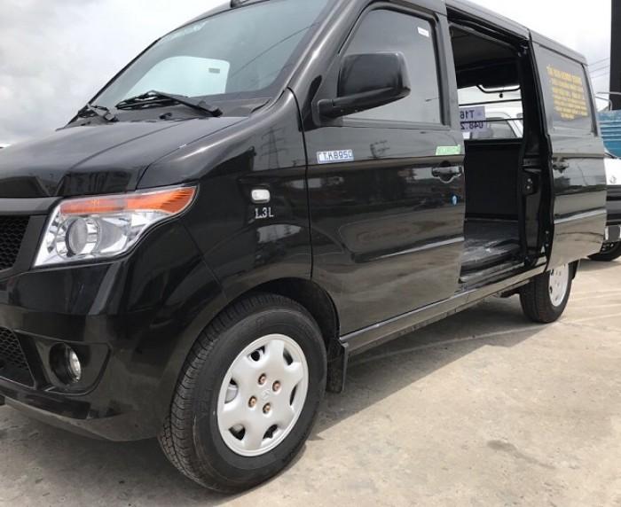 Xe tải Kenbo Van 950kg. Xe tải Kenbo Van 2 chỗ ngồi. Xe bán tải Kenbo Van 950kg
