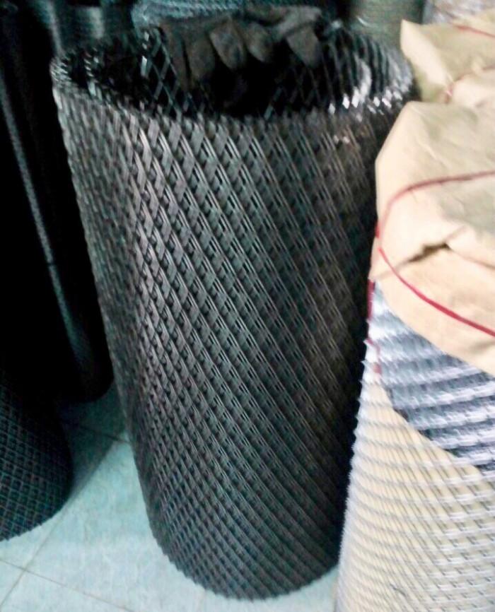 Lưới dập giãn, lưới trám dây 1.5 ly, 2ly1