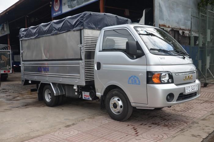 Xe Tải Jac X125 1t25 thùng 3m2 2018 Trả Góp Khuyến Mãi Lớn