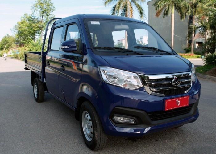 Xe tải trường giang mới đời 2018, xe tải 5 chỗ trọng tải 810kg