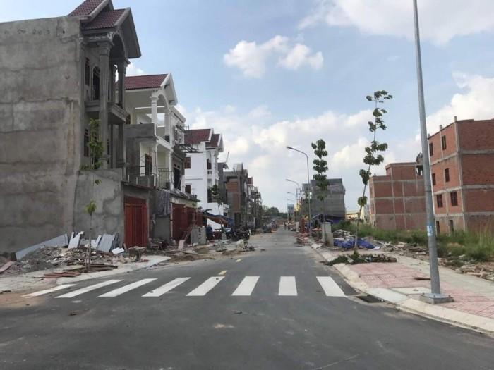 Bán đất mặt tiền nở hậu đường 18 Hiệp Bình Chánh, nằm trong khu dân cư Thành Uỷ