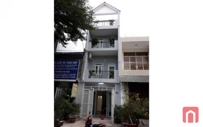 Cính chủ!!! Nhà 1 trệt 2 lầu, Quận Phú Nhuận, Giá 6 tỷ, Shr.