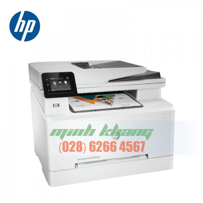 Máy in laser đa chức năng màu HP 281fdw | minh khang jsc0
