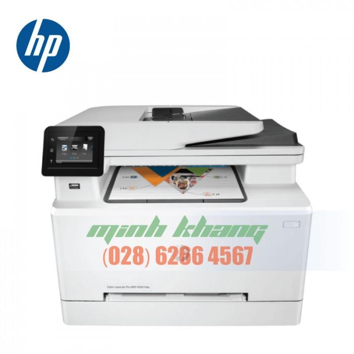 Máy in laser đa chức năng màu HP 281fdw | minh khang jsc1