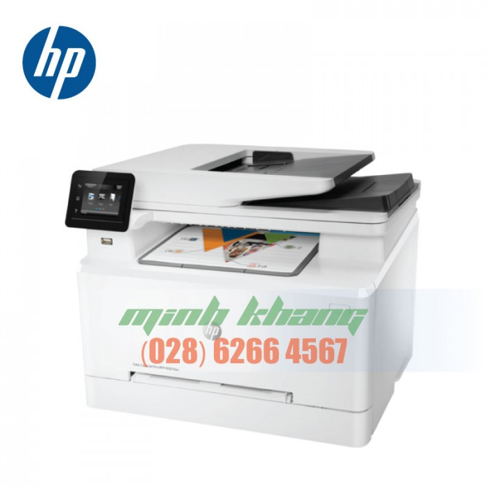 Máy in laser đa chức năng màu HP 281fdw | minh khang jsc2