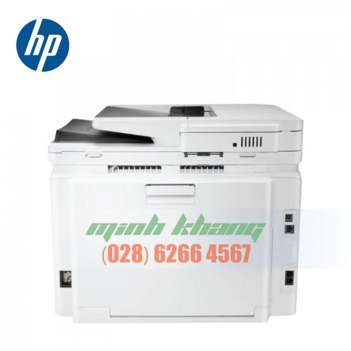 Máy in laser đa chức năng màu HP 281fdw | minh khang jsc3
