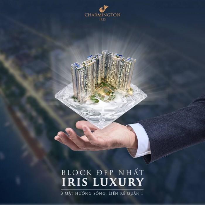 Cơ hội vàng sở hữu đầu tư căn hộ 3 mặt tiền song Q4, cho thuê lên đến 30tr/tháng.