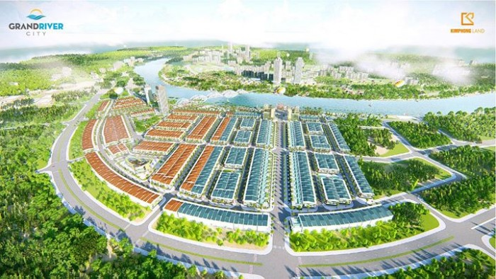 Đất đường 27m ra bến du thuyền sông du lịch đà nẵng_hội an,KĐT Grand riverside bán 6 lô biệt thự chỉ với