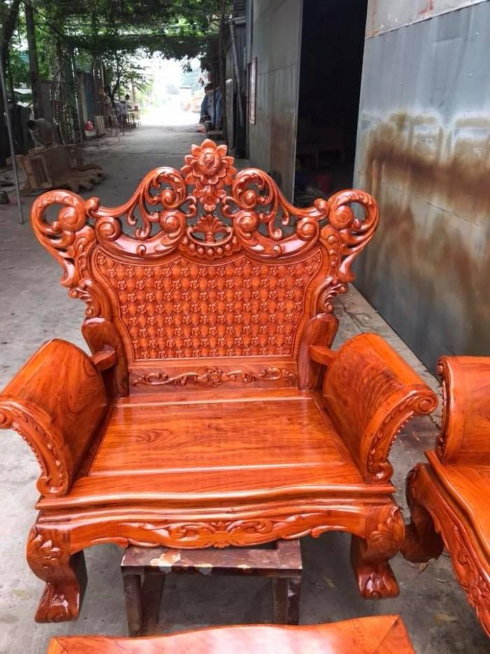Giường ngủ gỗ 1,8x2m giát phản giường đôi Đồ Gỗ Mạnh Tráng  bảo hành trọn đời9