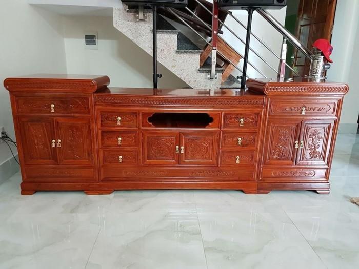 Giường ngủ gỗ 1,8x2m giát phản giường đôi Đồ Gỗ Mạnh Tráng  bảo hành trọn đời11