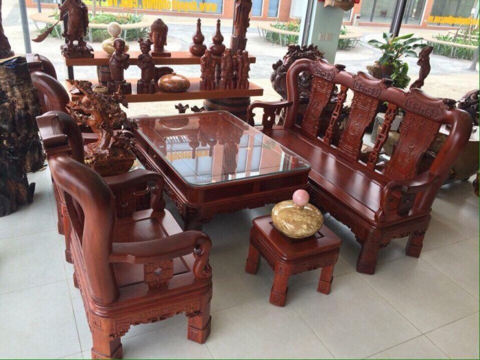 Giường ngủ đôi gỗ xoan đào 1m80x2m  Đồ Gỗ Mạnh Tráng khuyến mãi giảm giá tất lên đến 3% tổng hóa đơn giá trị sản phẩm !6