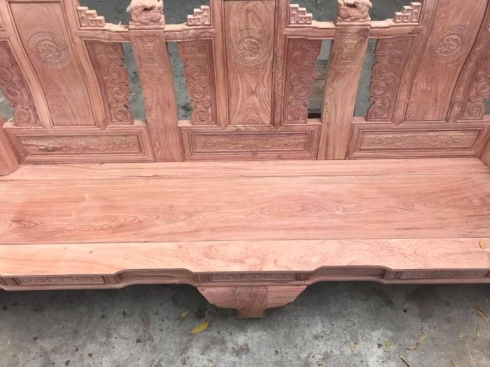Giường ngủ đôi gỗ xoan đào 1m80x2m  Đồ Gỗ Mạnh Tráng khuyến mãi giảm giá tất lên đến 3% tổng hóa đơn giá trị sản phẩm !9