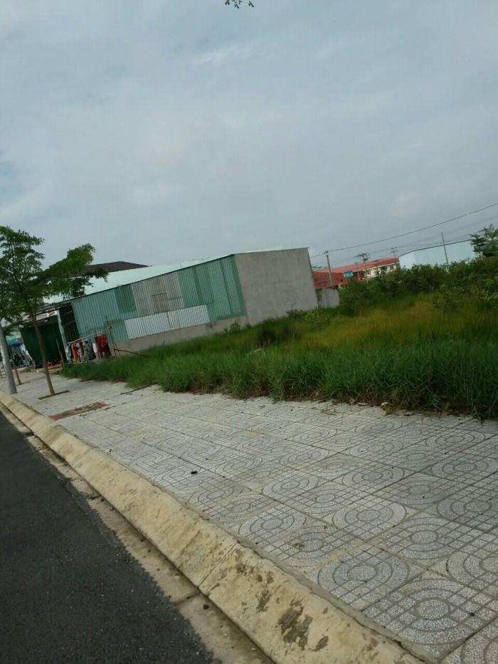 Khu dân cư Kim Cương - Củ Chi mở bán GĐ F1, giá 840tr/lô, diện tích: 5x16m, SHR.