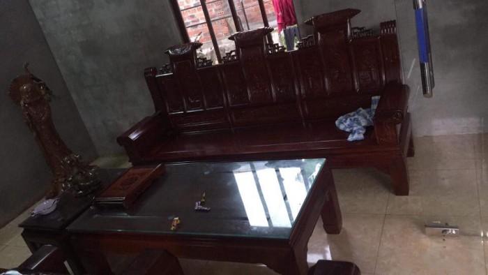 giường ngủ gỗ sồi nga 1m20  Đồ Gỗ Mạnh Tráng giao hàng toàn quốc10