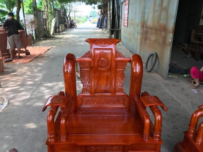 giường ngủ gỗ sồi nga 1m20  Đồ Gỗ Mạnh Tráng giao hàng toàn quốc7